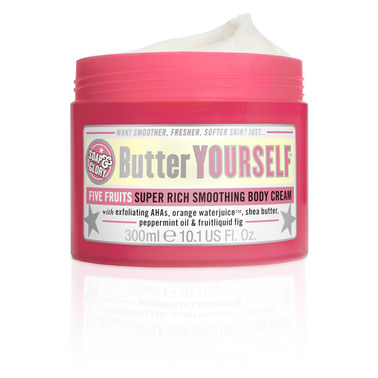 Soap & Glory - Butter Yourself Body Cream