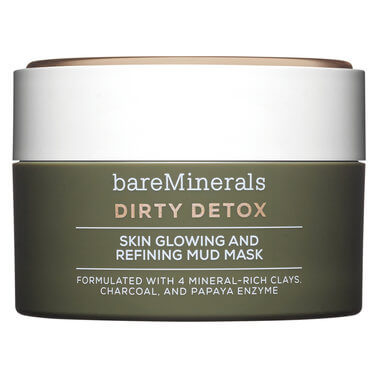 bareMinerals - Dirty Detox Skin Glowing and Refining Mud Mask