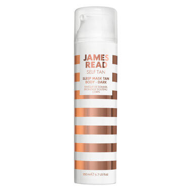James Read Tan - Sleep Mask Tan Go Darker Body