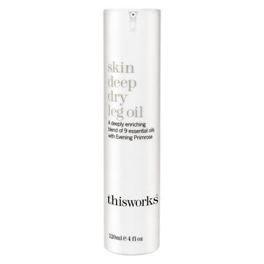 This Works - Skin Deep Dry Leg Oil