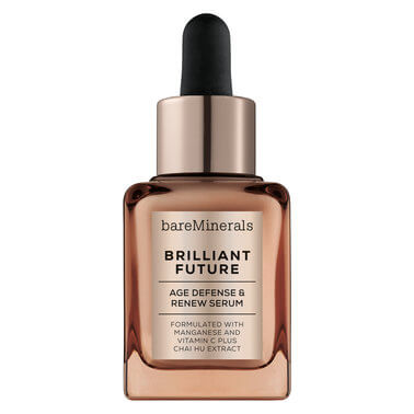 bareMinerals - Brilliant Future Age Defense & Renew Serum