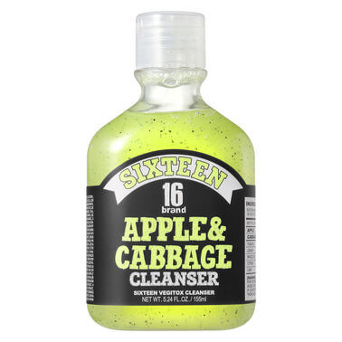 16 Brand - Apple & Cabbage Cleanser