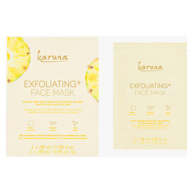 KARUNA - Exfoliating Face Mask