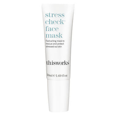 This Works - STRESS CHECK FACE MASK