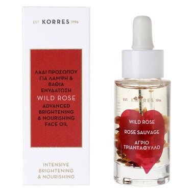 Korres - WILD ROSE FACE OIL