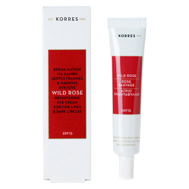Korres - Wild Rose Eye Cream