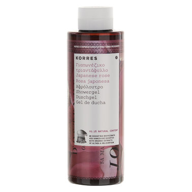 Korres - Japanese Rose Shower Gel 250ml