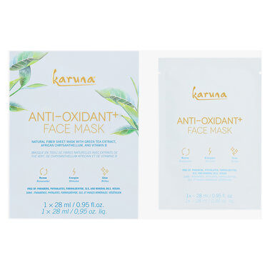KARUNA - Antioxidant Face Mask
