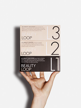 Beauty Loop boxes