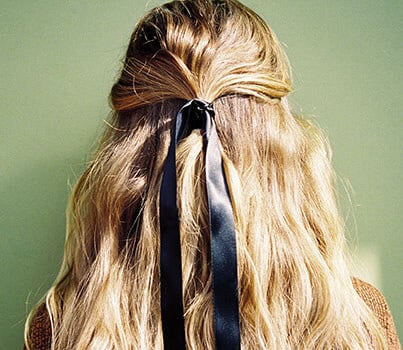 Our top 4 hair products for the best WFH hair