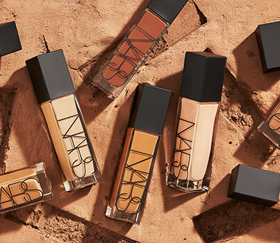 The new 16-hour wear NARS foundation
