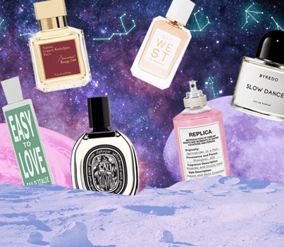 We couldn't decide on a new spring fragrance, so we got an astrologer to do it for us