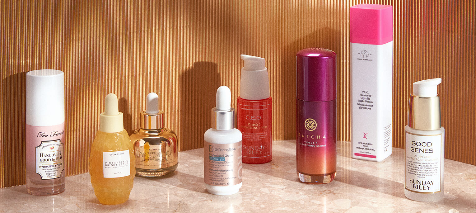 How to choose the best serum for your skin concern