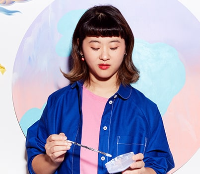 Meet Louise Zhang, the artist behind our 2020 Holiday packaging