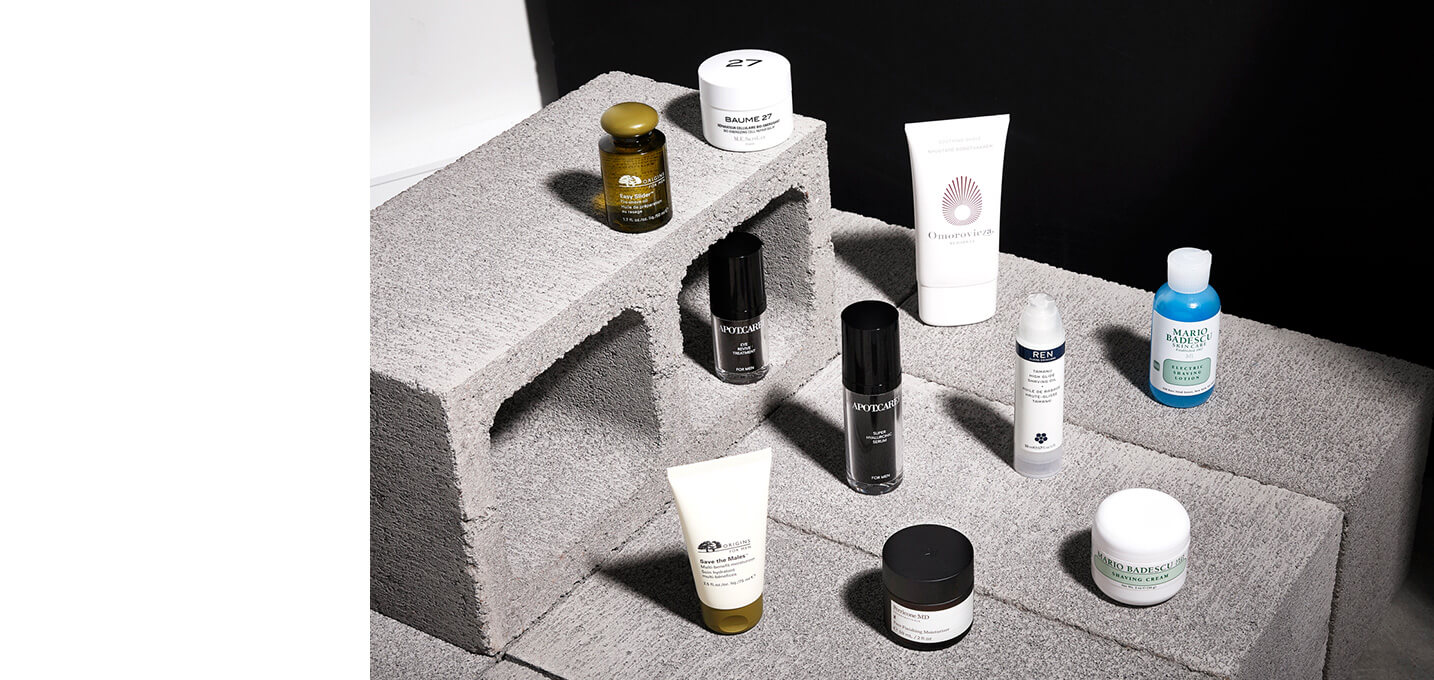 Discover the latest in Men's Skin Care and Grooming at MECCA