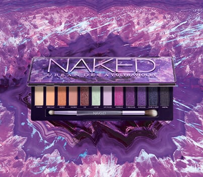 Scared of coloured eyeshadow? Here's our guide on how to wear Urban Decay's Naked Ultraviolet palette