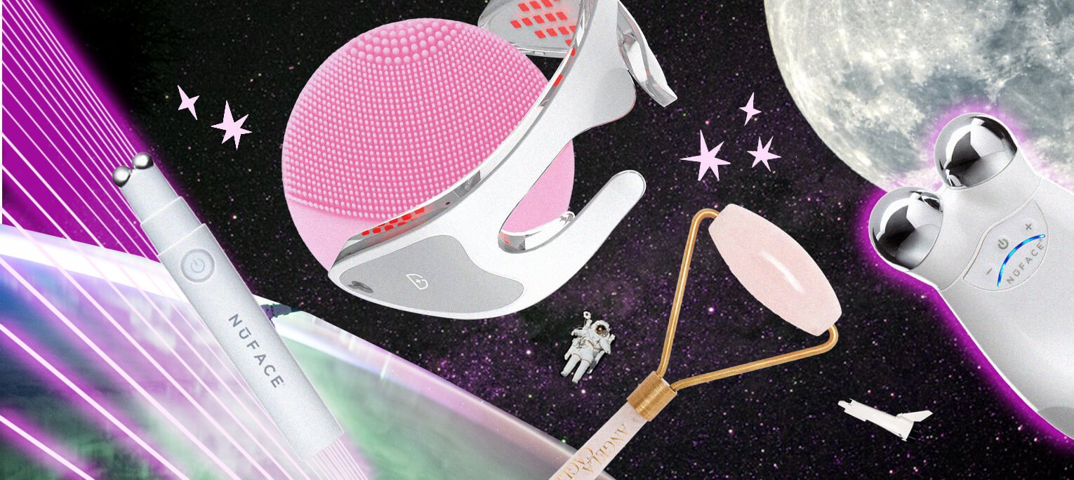 DIY facials with tech:  How to pick the best beauty device for at home use
