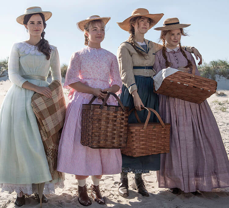 What your favourite 'Little Women' sister says about your skincare