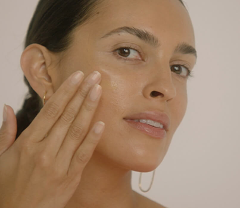 Watch: how to make sheer coverage work for you this spring