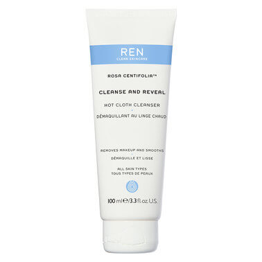 REN Clean Skincare - ROSA HOT CLOTH CLEANSER 2019