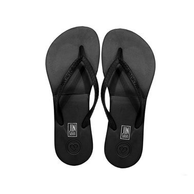 JINsoon - PORTABLE FLIP FLOPS BLACK M