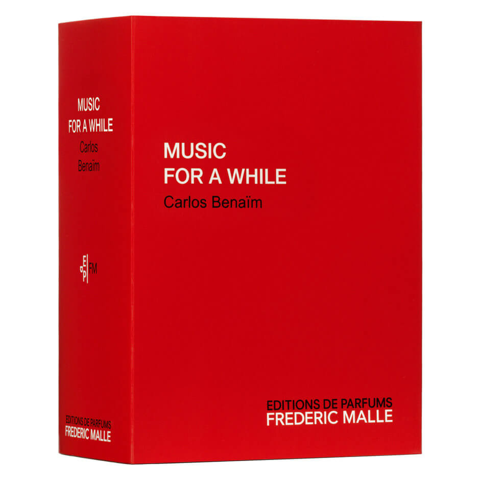 Editions de Parfums By Frédéric Malle - MUSIC FOR A WHILE 100ML