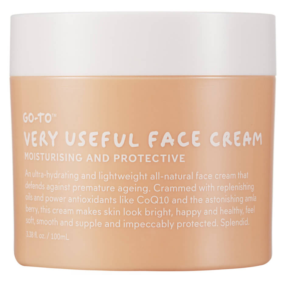 Go-To - Very Useful Face Cream