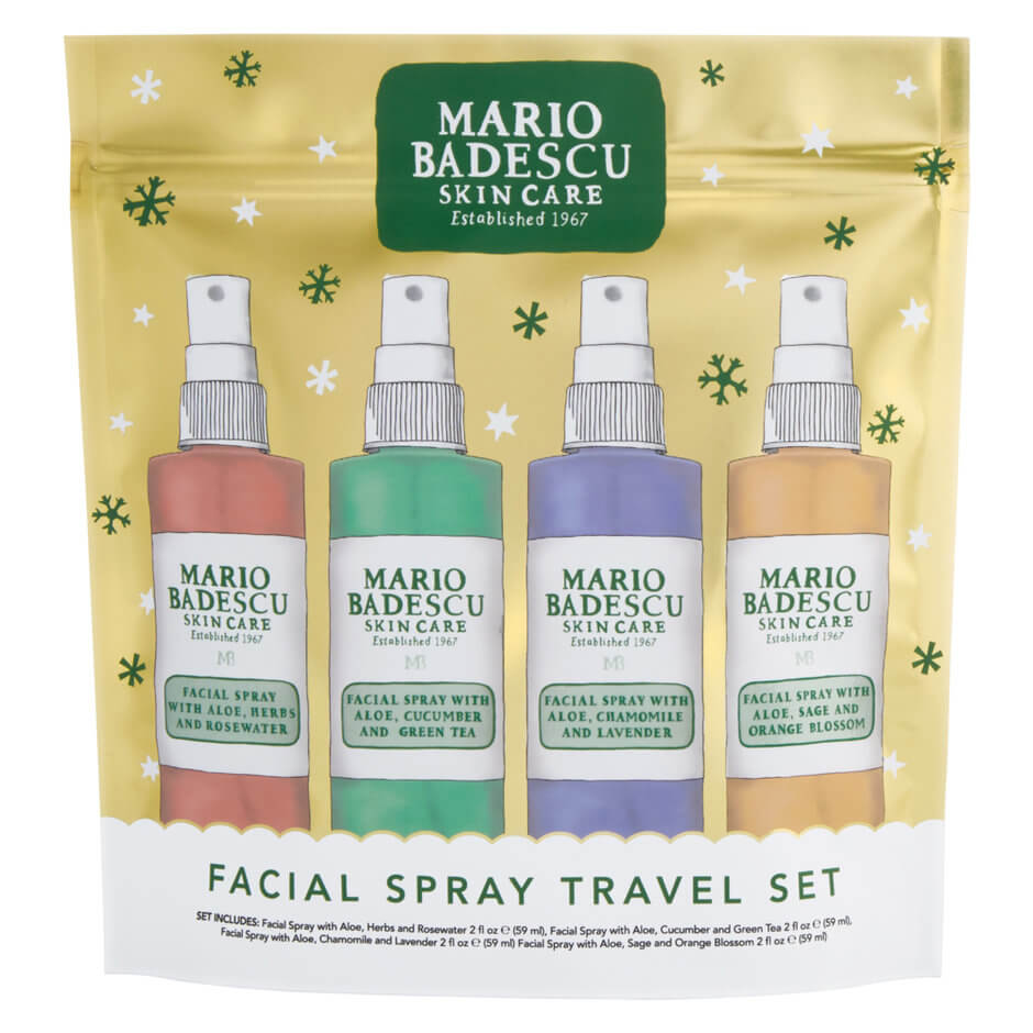 Mario Badescu Facial Spray 4 Pack