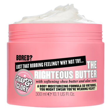 Soap & Glory - The Righteous Butter - Body Butter