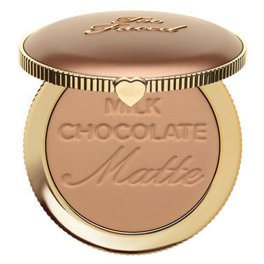 Too Faced - BRONZER MILK CHOCOLATE