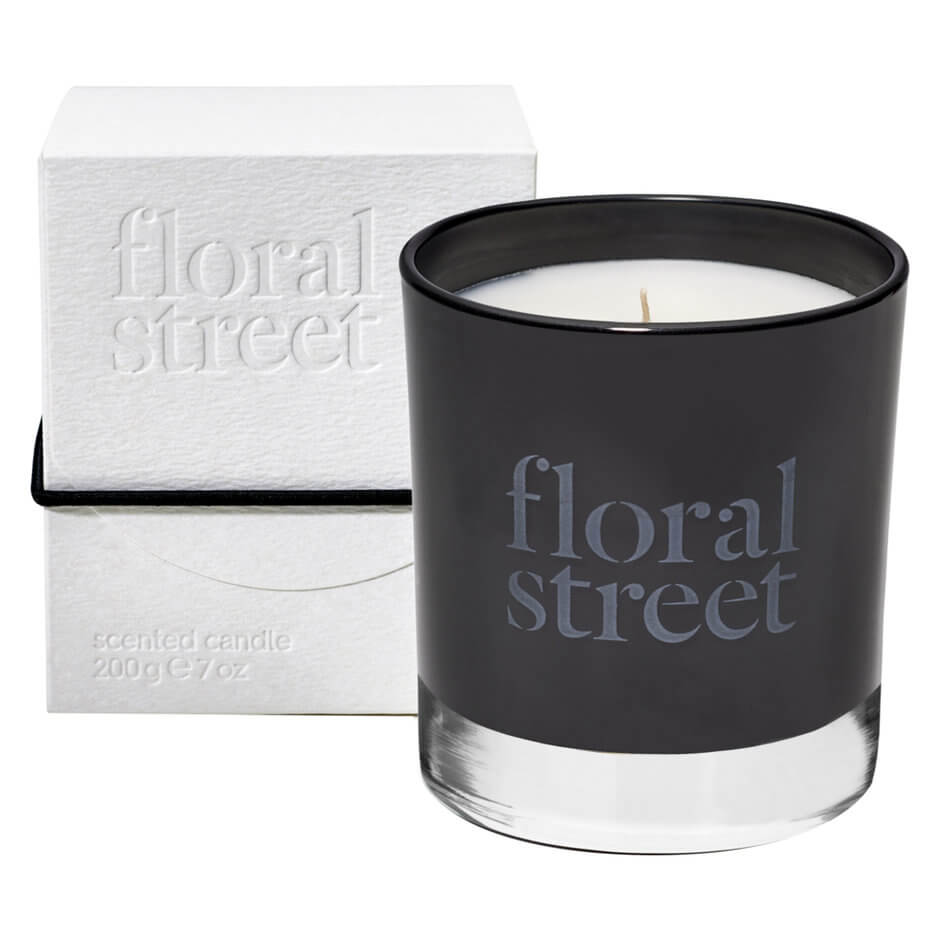 Floral Street - CANDLE FIREPLACE 200G