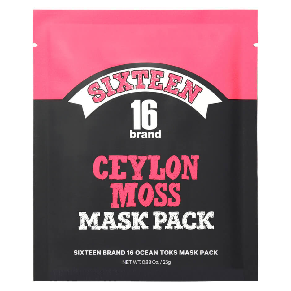 16Brand - TOKS SHEET MASK SET CEYLON