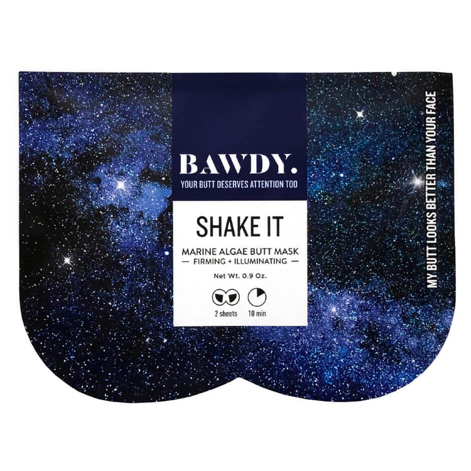 Bawdy - Shake It Marine Algae Butt Mask Firming & Illuminating