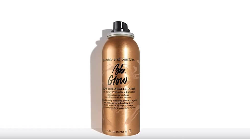 Bumble and bumble - Glow Blow Dry Accelerator