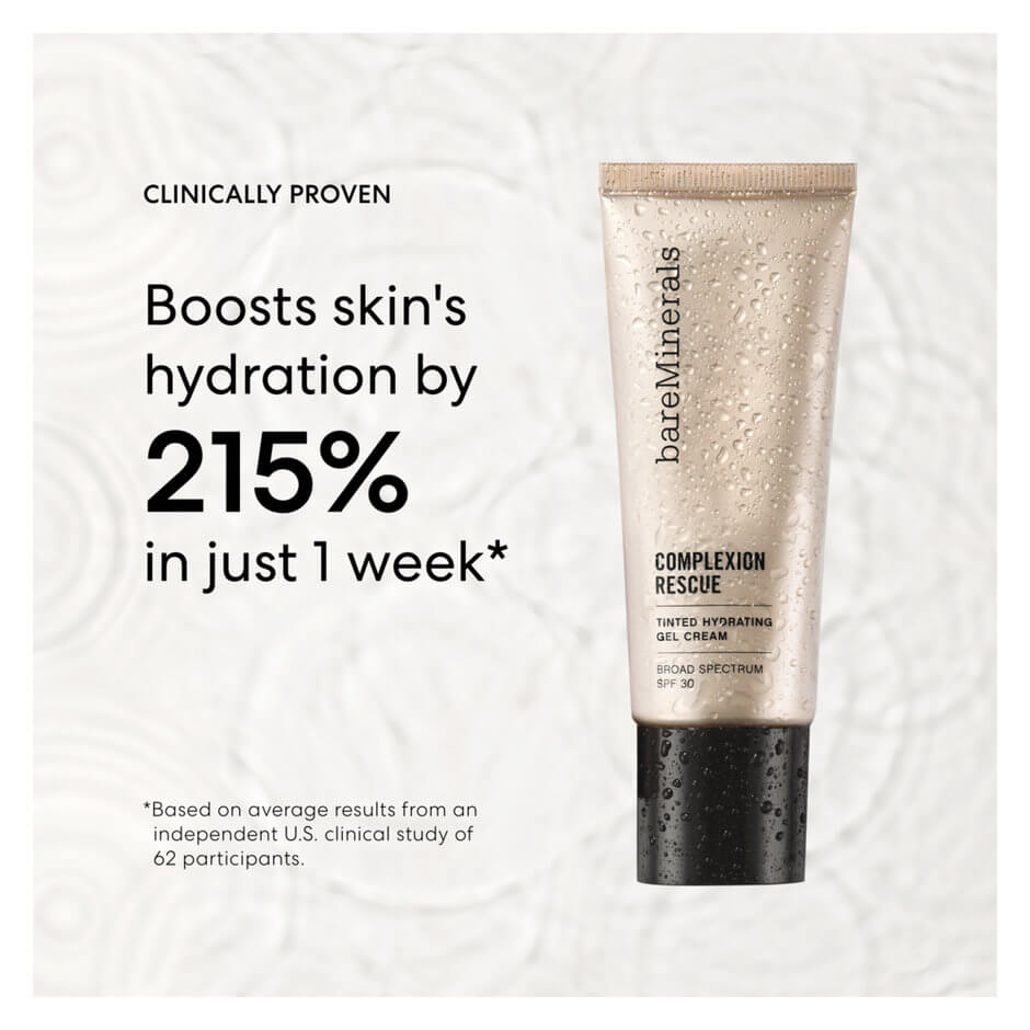 bareMinerals - Complexion Rescue Tinted Hydrating Gel Cream - Spice 8