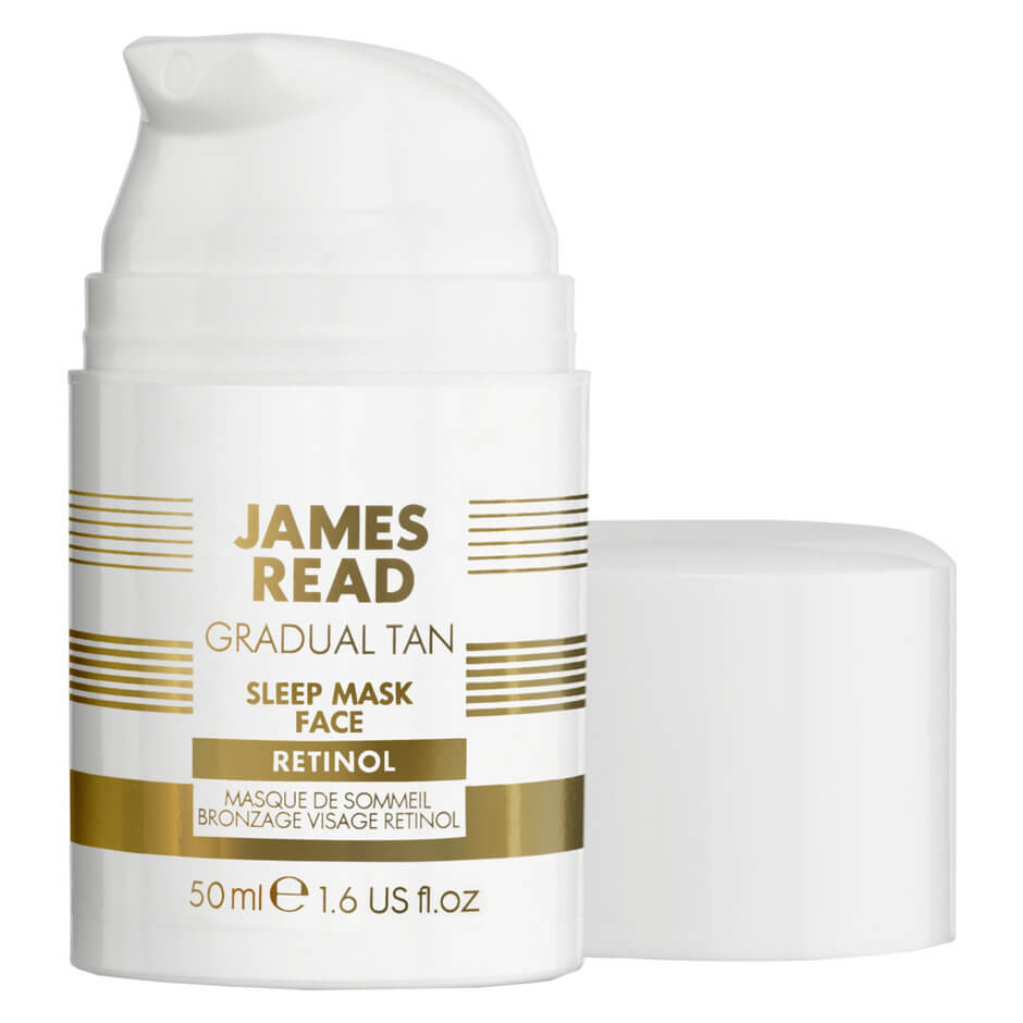 James Read Tan - SLEEP MASK FACE RETINOL