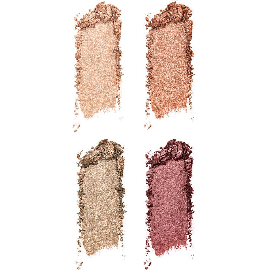 Eyeshadow Quad, Singapore, texture