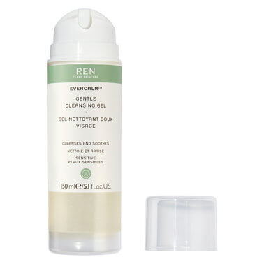 Ren - Evercalm Gentle Cleansing Gel