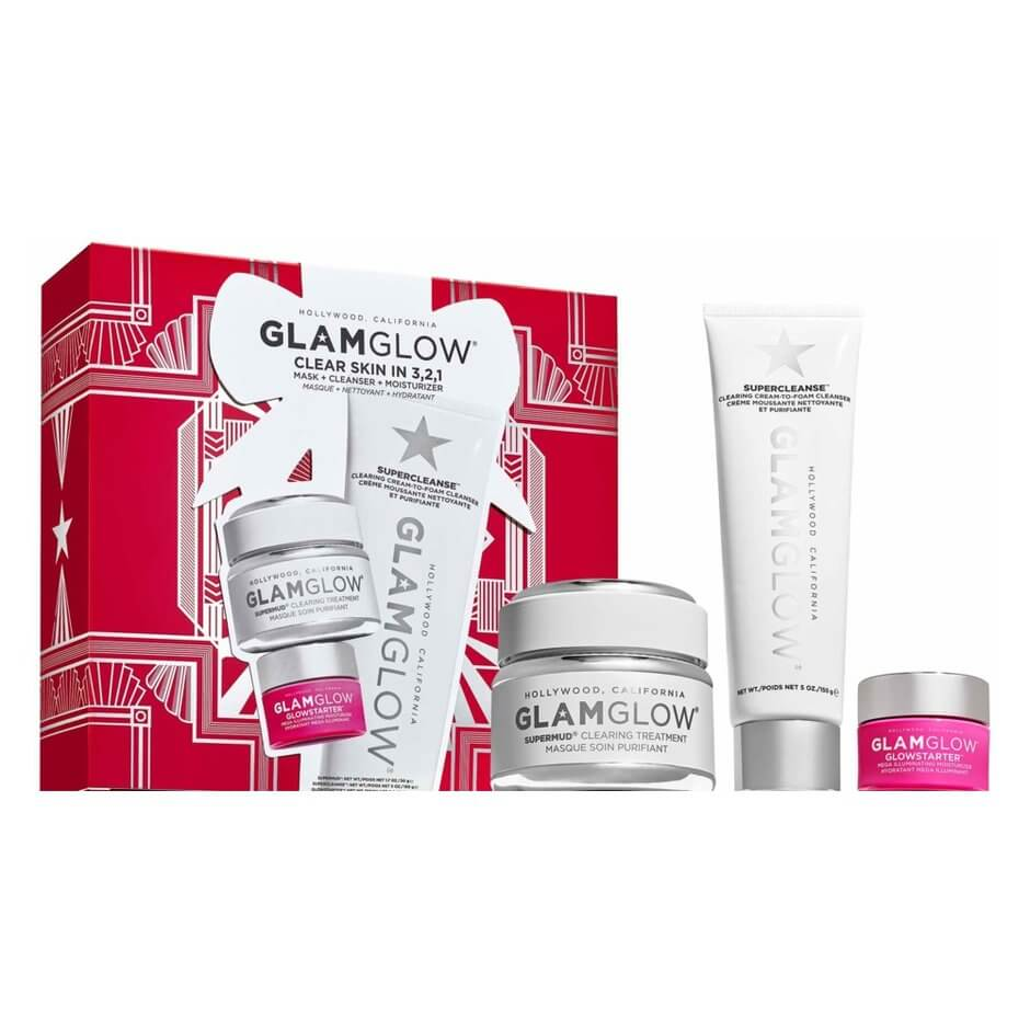 GlamGlow - Clear Skin in 3, 2, 1 ... Set