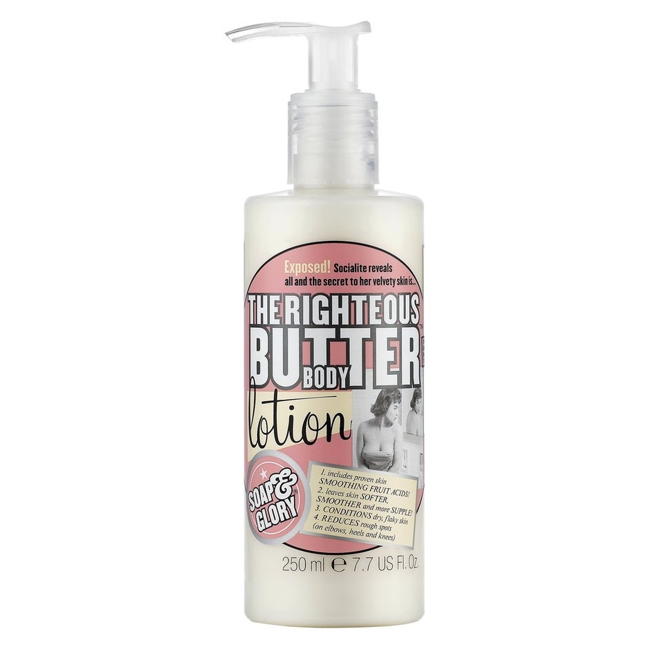 Soap & Glory - THE RIGHTEOUS BUTTER LOTION