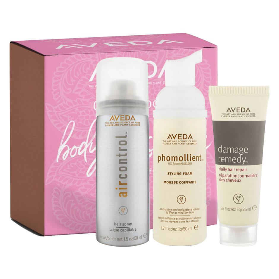 AVEDA - GET THE LOOK THICKER