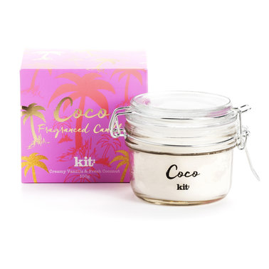 Kit Cosmetics - COCONUT CANDLE