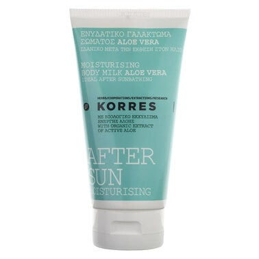 Korres - Aloe Vera After Sun Moisturising Body Milk