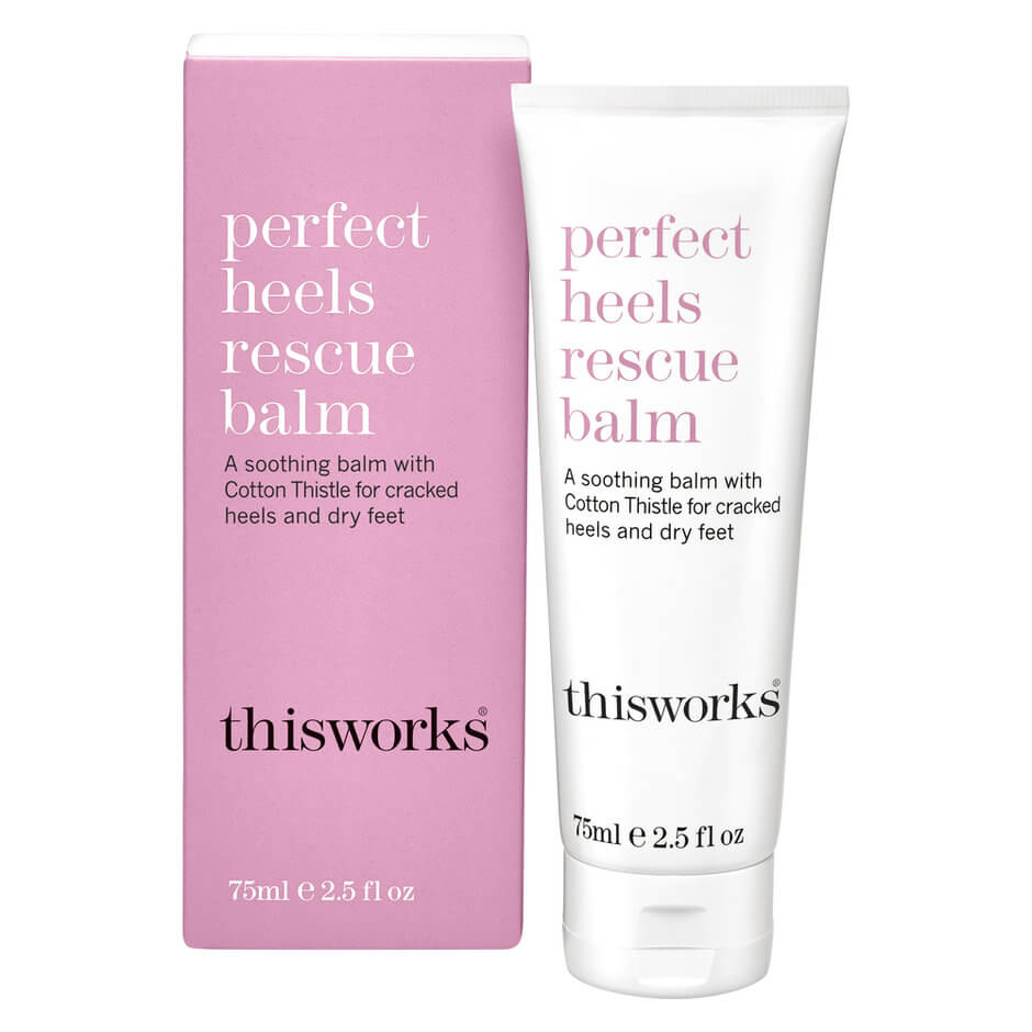 This Works - Perfect Heels Rescue Balm