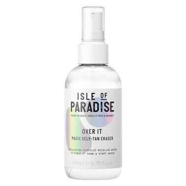 Isle Of Paradise - OVER IT TAN REMOVER 200ML