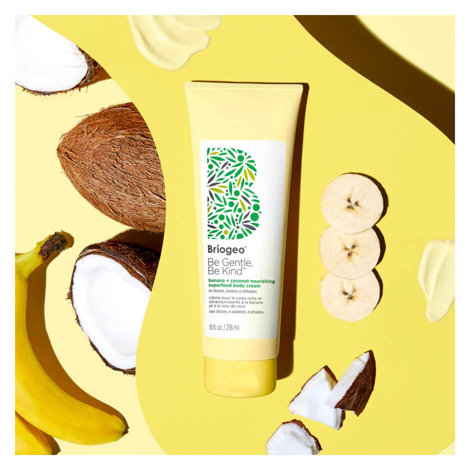 Briogeo Hair Care - Banana + Coconut Nourishing Superfood Body Cream