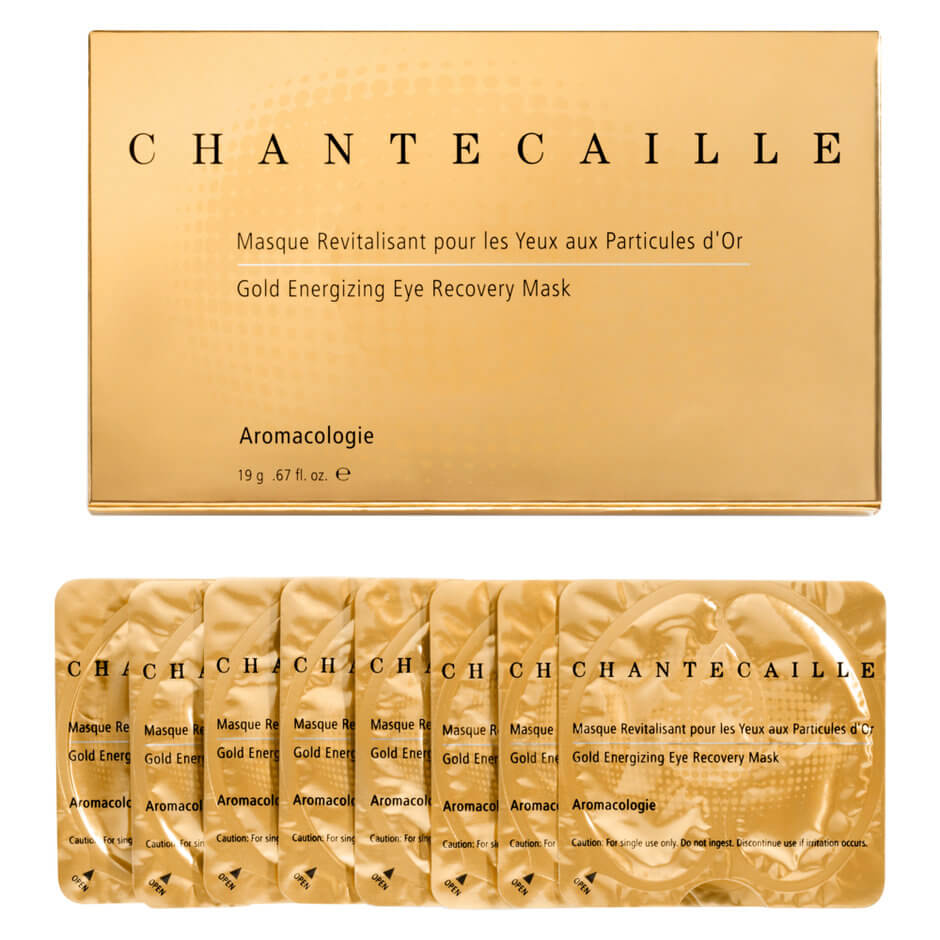 Chantecaille - Gold Energizing Eye Recovery Mask