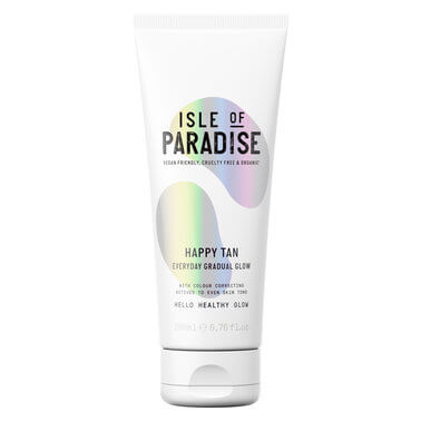 Isle Of Paradise - HAPPY TAN LOTION 200ML