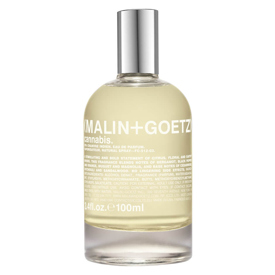 Malin+Goetz - CANNABIS EDP 100ML