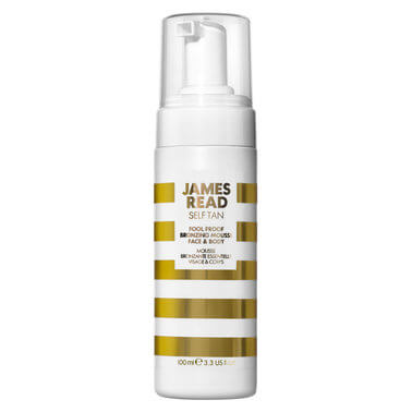 James Read Tan - FOOL PROOF BRONZING MOUSSE